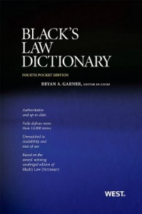 Best Books to Prepare for Law School ---> #4) Black's Law Dictionary