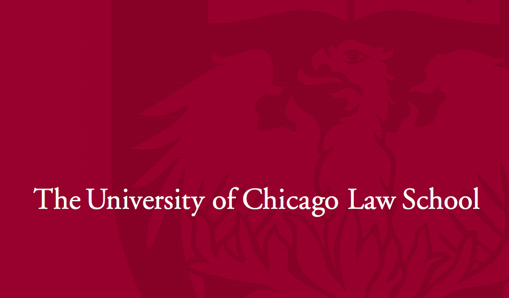What LSAT score do I need to get into the University of Chicago Law School?