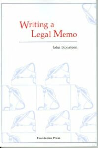 writing_a_legal_memo