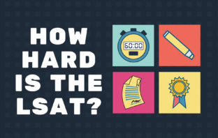 how hard is the LSAT?