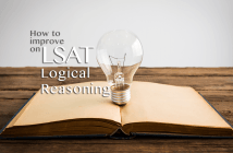 How to improve LSAT logical reasoning