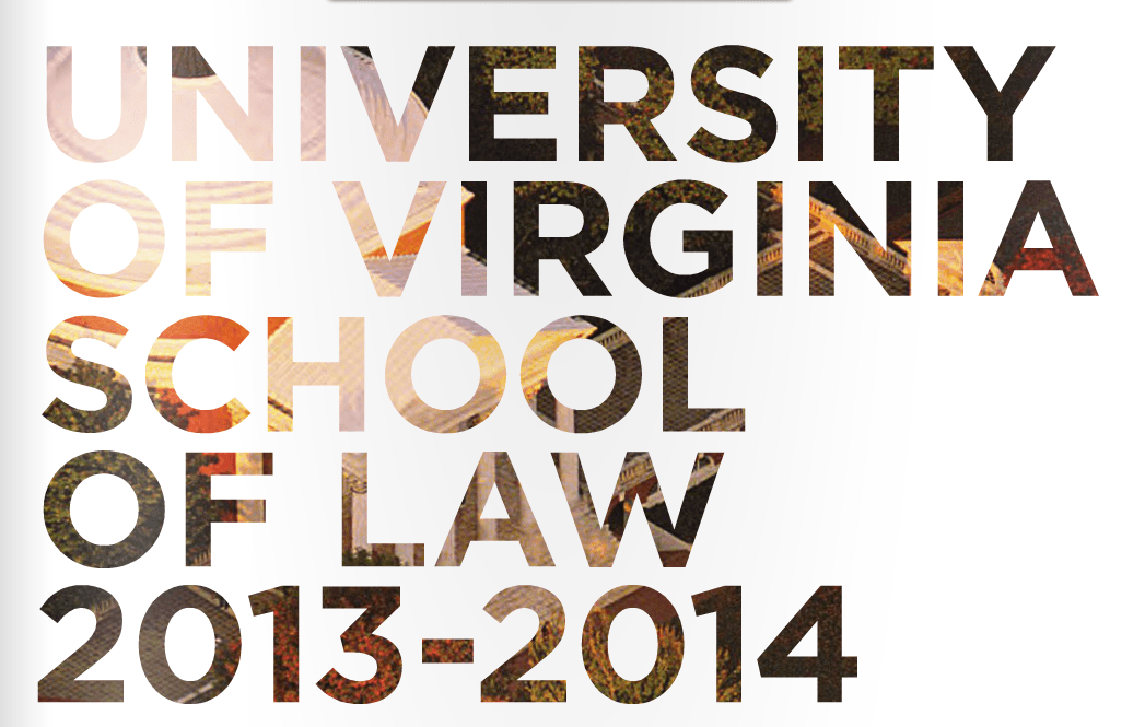 What LSAT Score Do You Need to get into University of Virginia Law?
