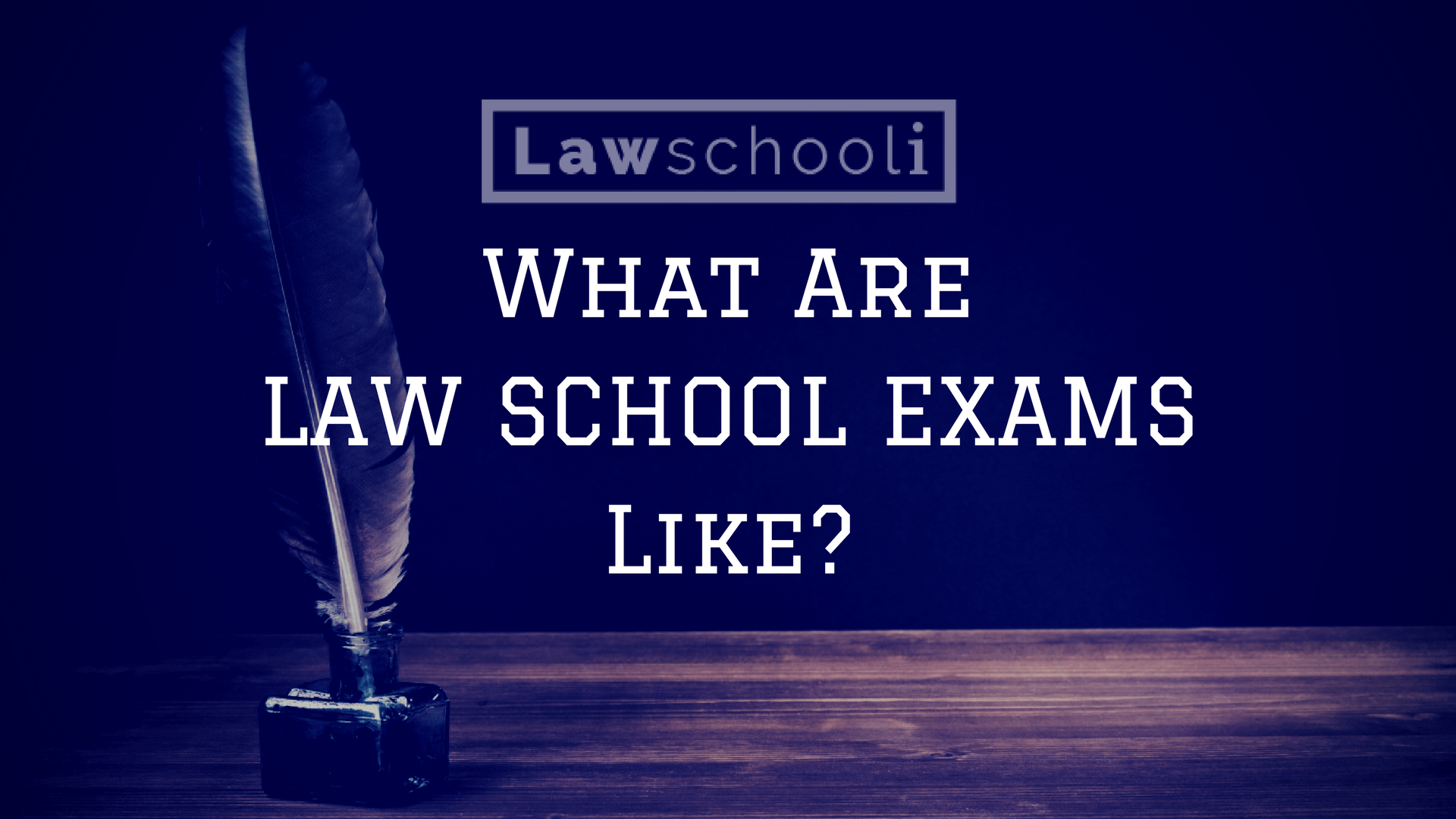 What Are Law School Exams Like Lawschooli