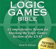 PowerScore LSAT Logic Games Bible 2013 Revised Edtion