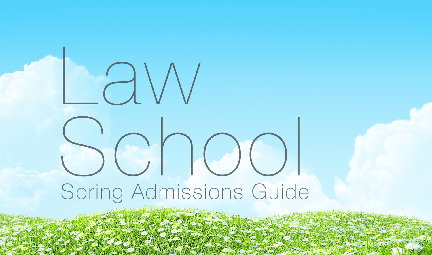Law Schools with Spring Admissions