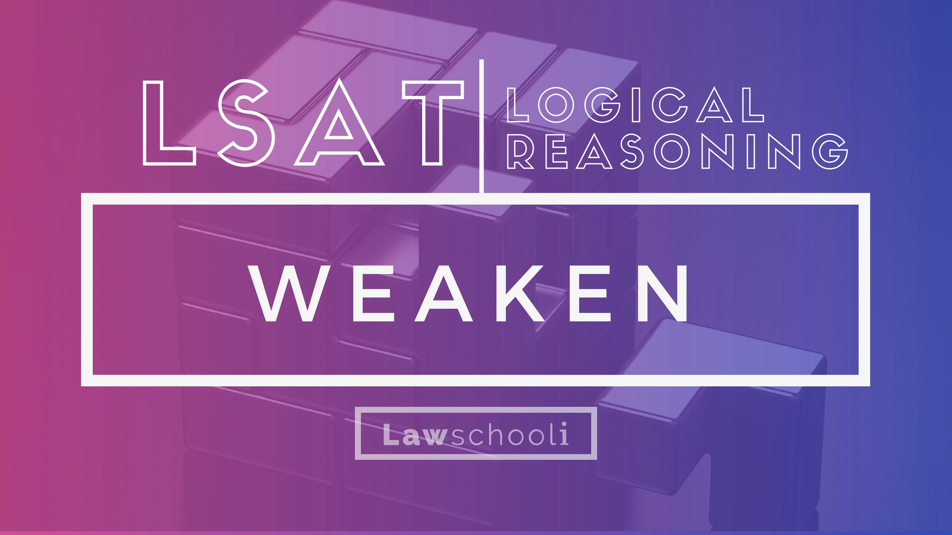 How to solve lsat weaken questions lsat logical reasoning lr how to solve lsat weaken questions logical reasoning malvernweather Choice Image