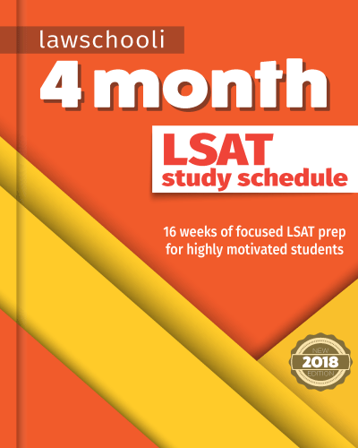 lawschooli-4month-LSAT-schedule-cover-2018