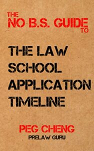 law school application timeline