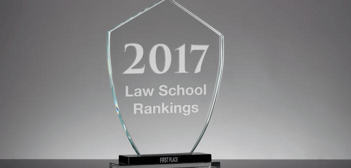2017 US News Law School Rankings Leaked!