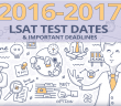 LSAT-test-dates--2016-2017