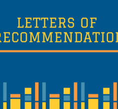 Who Should I Ask For My Letters of Recommendation?