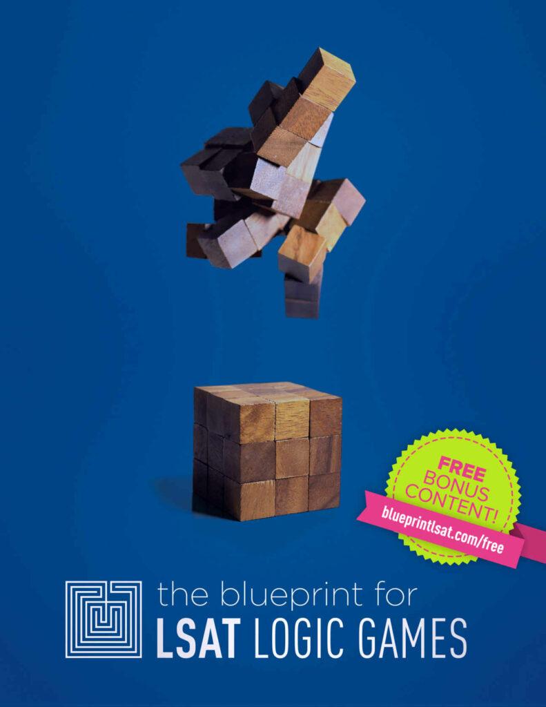 Blueprint for LSAT Logic Games